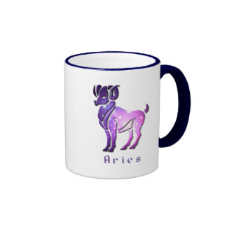 Aries Zodiac Coffee Mug
