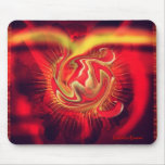 Aries  zodiac mouse pads