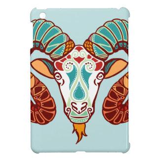 Aries Zodiac - Ram Case For The iPad Mini