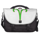 Aries Zodiac Sign Bag For Laptop