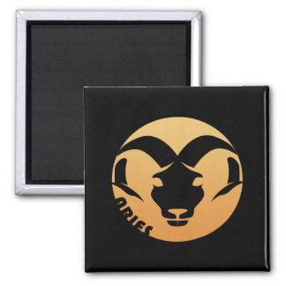 Aries Zodiac Sign Magnet