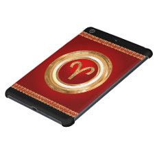 Aries Zodiac Symbol iPad Mini Retina Cases