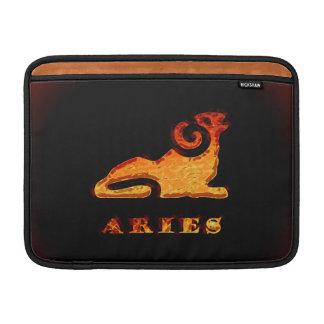 Aries Zodiac Symbol Sleeve For MacBook Air