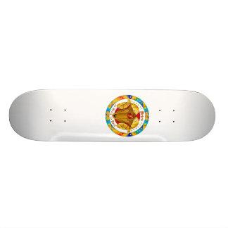 Aries Zodiac-V-1 Set-1 Skateboard Deck