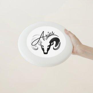 Aries Zodiac Wham-O Frisbee