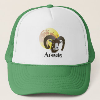 Ariete 21 marzo Al 20 April Cappello Trucker Hat