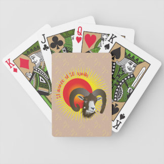 Ariete 21 marzo Al 20 April Giochi di carte Bicycle Playing Cards