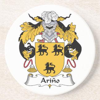 Arino Family Crest Coaster