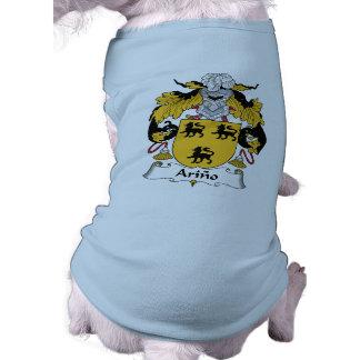 Arino Family Crest Dog Clothes