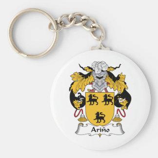 Arino Family Crest Keychain