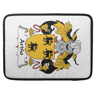 Arino Family Crest Sleeves For MacBook Pro