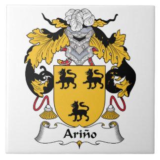 Arino Family Crest Tile