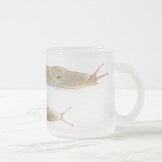 Ariolimax columbianus Watercolour mug