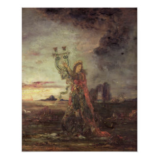 Arion, 1891 print