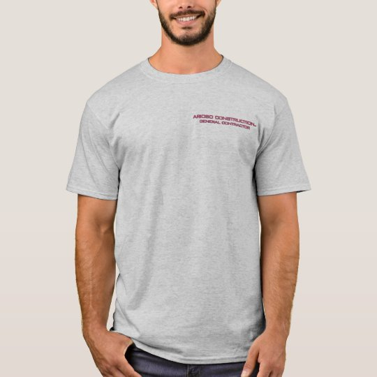 Arioso Construction T-Shirt