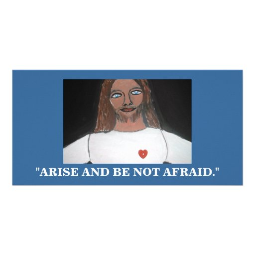 ARISE PICTURE CARD
