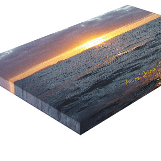 Arise Shine - Isaiah 60:1 Gallery Wrapped Canvas