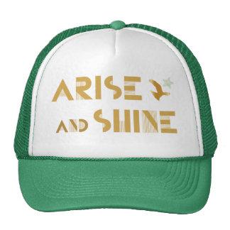 Arise & Shine (Man) Trucker Hat