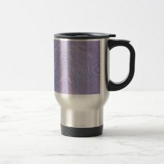 Arise Wavelength  Abstract by TEO Travel Mug