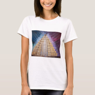 Arist with OM - Deb Graves T-Shirt