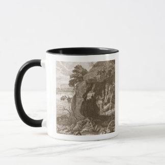 Aristeus Compels Proteus to Reveal his Oracles, 17 Mug