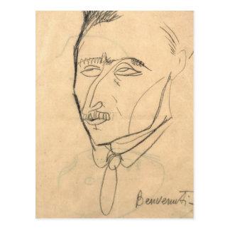 Aristide Sommati, c.1908 Postales
