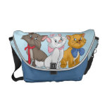 Aristocats Courier Bag
