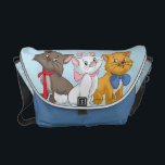 "Aristocats Courier Bag<br><div class=""desc"">Aristocats</div>"