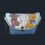 """Aristocats Courier Bag<br><div class=""""desc"""">Aristocats</div>"""