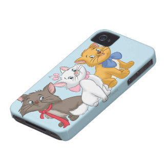 Aristocats iPhone 4 Case-Mate Case