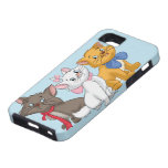 Aristocats iPhone 5 Funda