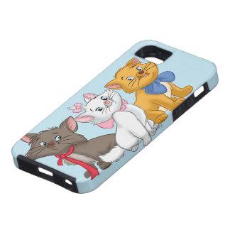Aristocats iPhone 5 Funda