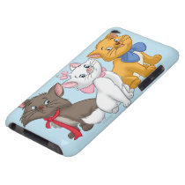 Aristocats iPod Case-Mate Case