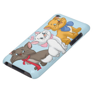 Aristocats iPod Case-Mate Protectores
