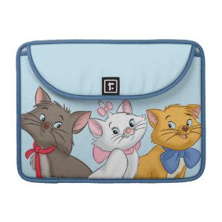 Aristocats MacBook Pro Sleeves