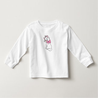 Aristocats' Marie Sitting facing backward Disney Toddler T-shirt
