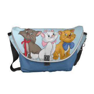 Aristocats Courier Bag