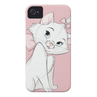 Aristocats | Shy Marie iPhone 4 Case-Mate Case