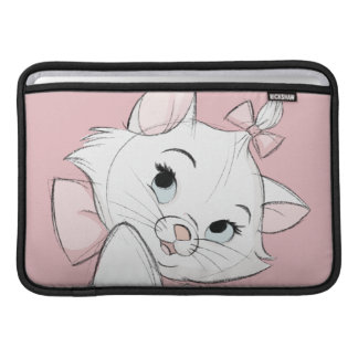 Aristocats | Shy Marie MacBook Sleeve