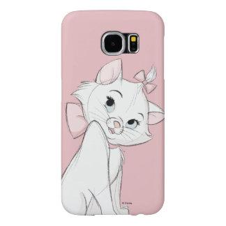 Aristocats | Shy Marie Samsung Galaxy S6 Case