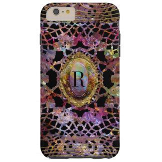 Aristocratic Festive Monogram Plus Tough iPhone 6 Plus Case