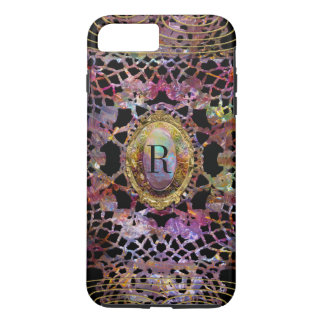 Aristocratic Festive   Monogram Plus iPhone 7 Plus Case