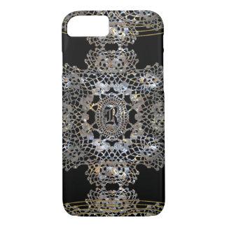 Aristocratic Monogram Slim iPhone 7 Case