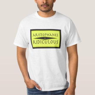 Aristófanes es ridículo remera