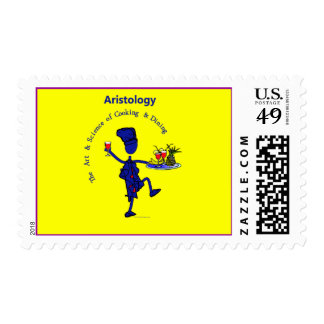 Aristology Art of Cooking Stamps