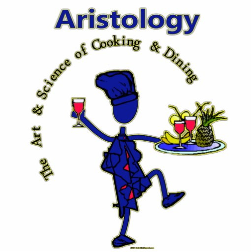 Aristology Gourmet Art of Cooking Photo Cut Outs
