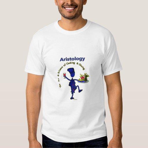 Aristology Gourmet Art of Cooking Tee Shirt