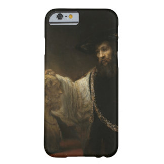 Aristotle (384-322 BC) with a Bust of Homer Barely There iPhone 6 Case