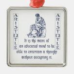 Aristotle Christmas Ornament