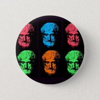 Aristotle Collage Button